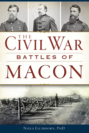 Cover for Civil War Battles of Macon