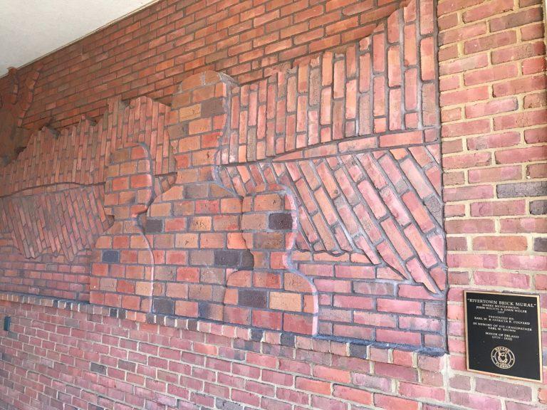 Rivertown Brick Mural