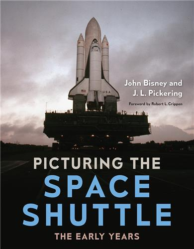 Picturing the Space Shuttle book cover