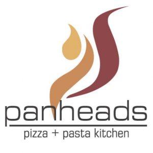 Panheads Pizza logo