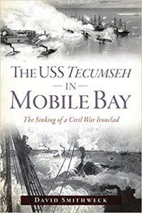 USS Tecumseh in Mobile Bay book cover